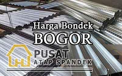 Harga Bondek Bogor