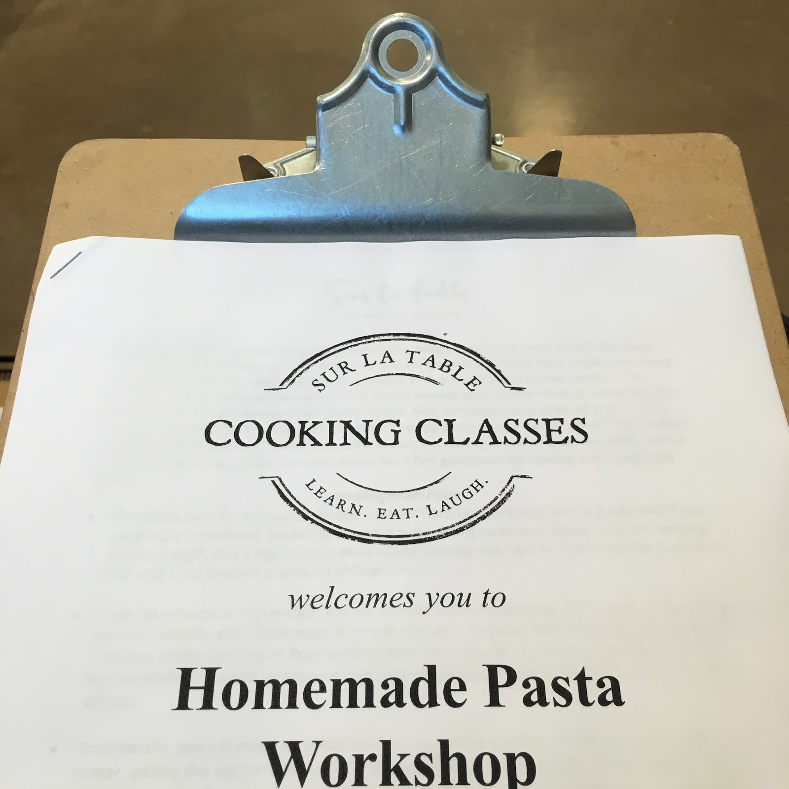 RD Tip of the Day Cooking Class Pasta