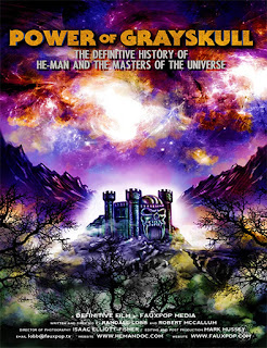 Power of Grayskull  The Definitive History of He Man and the Masters of the Universe  2017