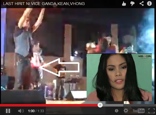 Roxanne Acosta Cabanero accused Vhong Navarro Raping Her last April 24, 2010 Night