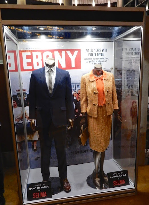 Original Selma movie costumes