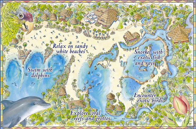 Atracciones del Discovery Cove en Orlando