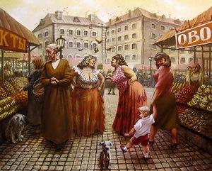 Ругаемся правильно! Старинные русские ругательства