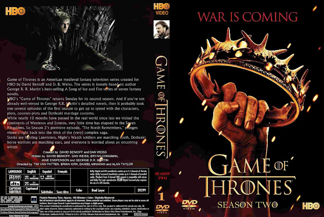 Game of Thrones (TV Series 2012) Season 2 BluRay 720p [Google Drive]