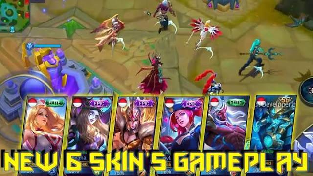 Sultan Masuk! Tahun Baru Nanti Pihak Mobile Legends Akan Mengeluarkan 6 Skin Sekaligus!