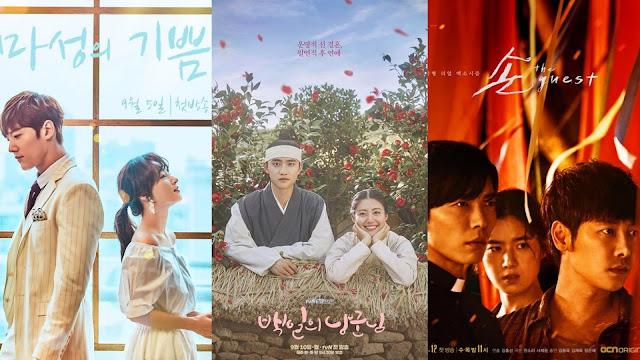 10 Drama Korea Yang Harus Kamu Tonton di Bulan September 2018
