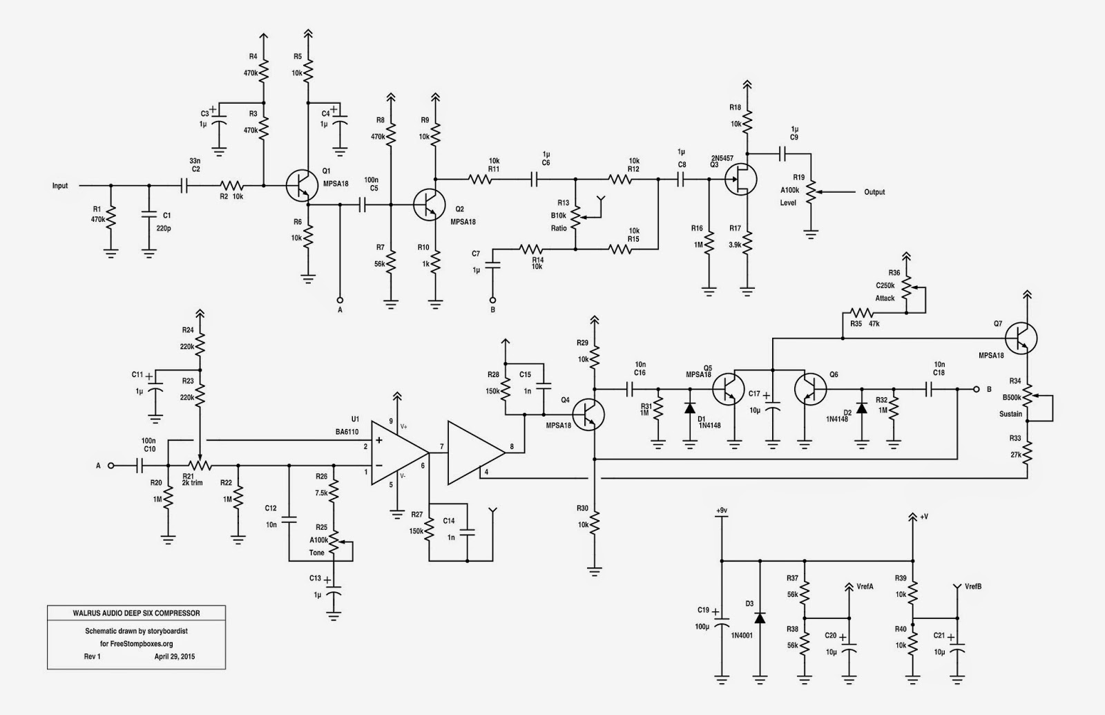 Perf And Pcb Effects Layouts May 2015 Peavey Classic 50 Circuit Board Diagram Forums Tuesday 5