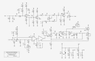 Perf and PCB Effects Layouts: Walrus Audio Deep Six Compressor