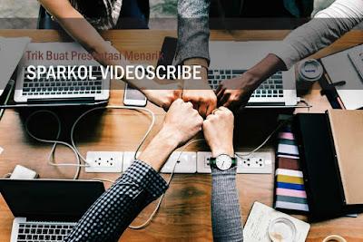 Trik Membuat Presentasi Video Menarik Dengan Videoscribe Sparkol