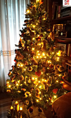 iluminar la navidad