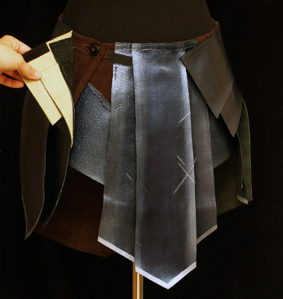 Amazing In Progress Wonder Woman Gladiator Skirt By PhoenixForce85 On DeviantArt