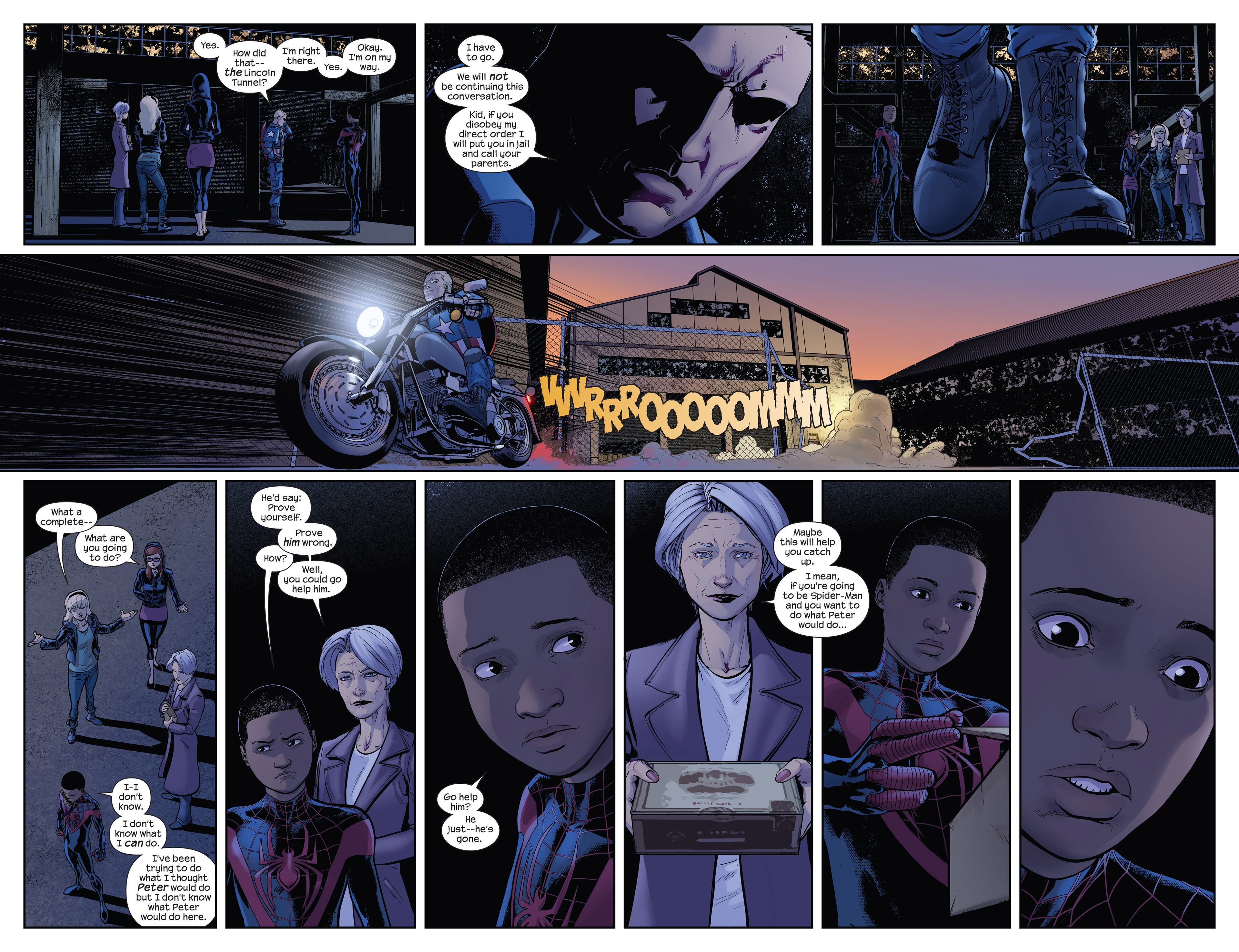 Read online Ultimate Comics Spider-Man (2011) comic -  Issue #14 - 8