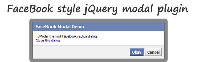 Top 10+ Newest jQuery Popup window plugins | jQuery By Example