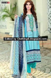 Lala Classic Cotton Embroidered Vol 1