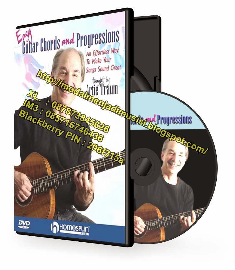 Hom003 Artie Traum Easy Guitar Chords And Progressions Modal