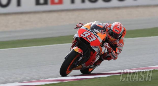Hasil MotoGP Prancis 2018: Marquez Juara, Rossi Ketiga
