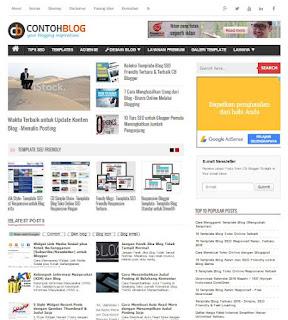 Jenis-Jenis Template Blog dan Cara Memilihnya