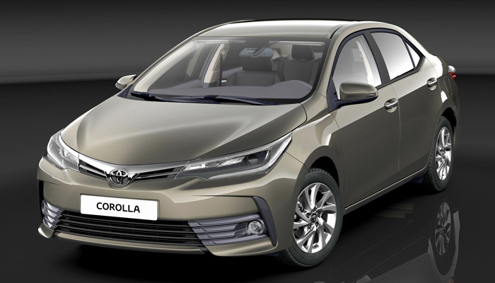 Toyota Corolla Xli 2017 Price In Stan New Specifications