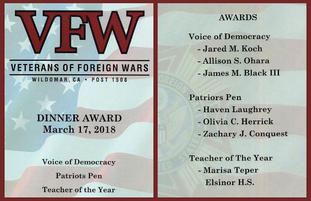 Voice of democracy essay