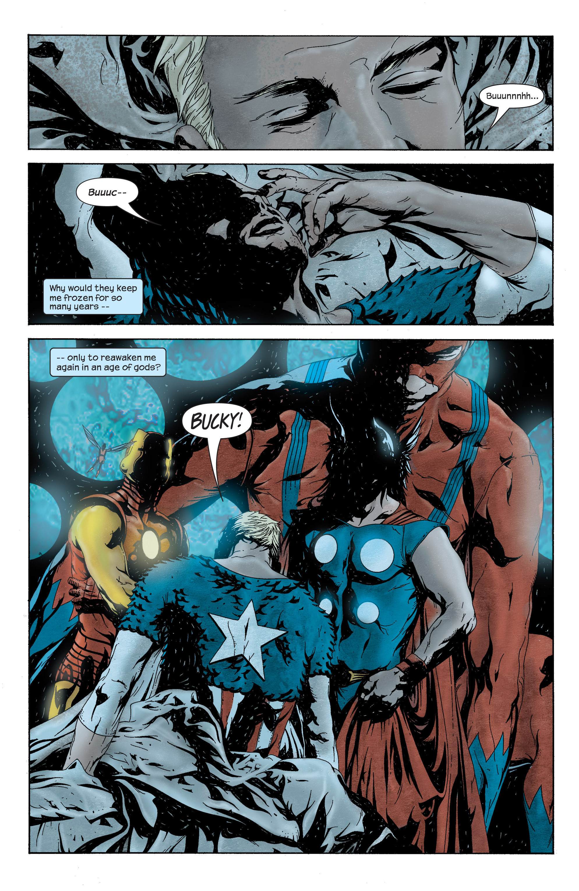 Captain America (2002) Issue #13 #14 - English 18