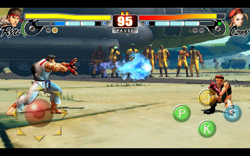 STREET FIGHTER 4 Full Version 1 00 02 APK + DATA Free