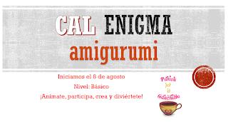 CAL AMIGURUMI ENIGMA
