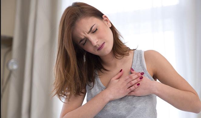 Symptoms Of A Heart Attack