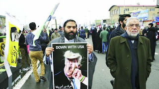 Tehran's 'Iranophobia' claim against US slammed
