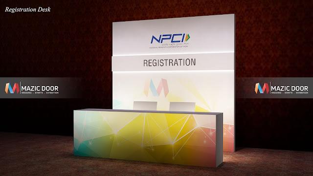 NPCI Conference Setup Design 04