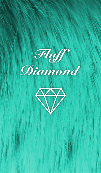Fluff Diamond-Green Lake