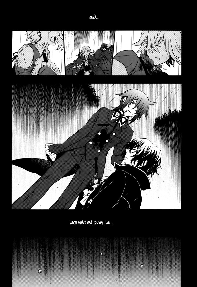 Pandora Hearts chương 075 - retrace: lxxv alone trang 33