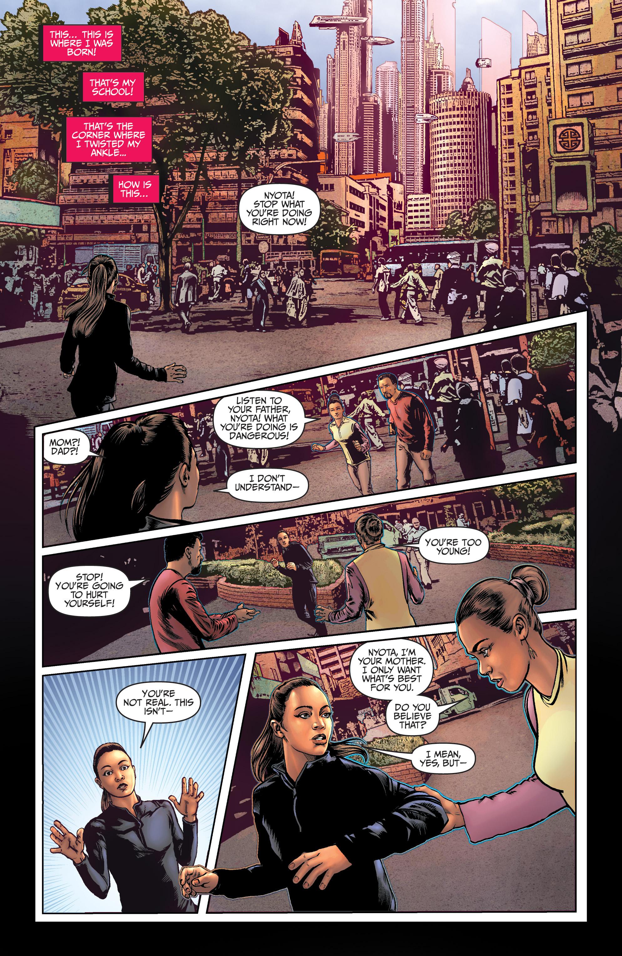 Read online Star Trek: Boldly Go comic -  Issue #9 - 9
