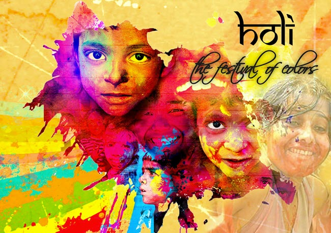 Happy Holi Date