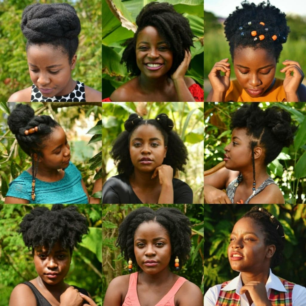 Hairstyles for 4c Hair - Insipration for Natural Hair ...
