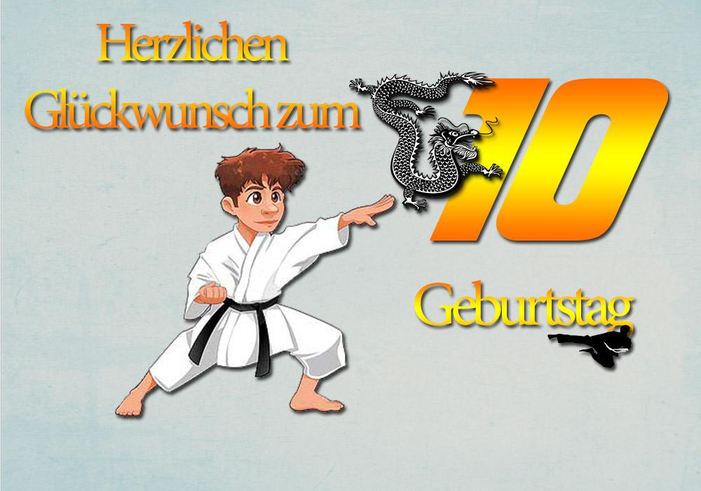 Lustige Glückwünsche Zum 10. Geburtstag