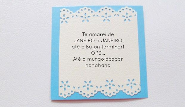 Te Amarei De Janeiro: Projeto Da Noiva