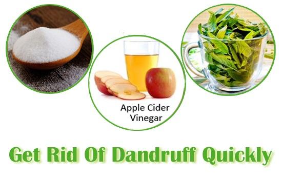 Home Remedies For Dandruff Using Lemon