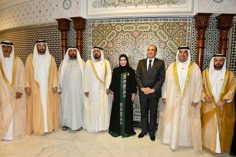 القبيسي: الإمارات تؤكد مغربية الصحراء .. المالكي: العلاقات متينة