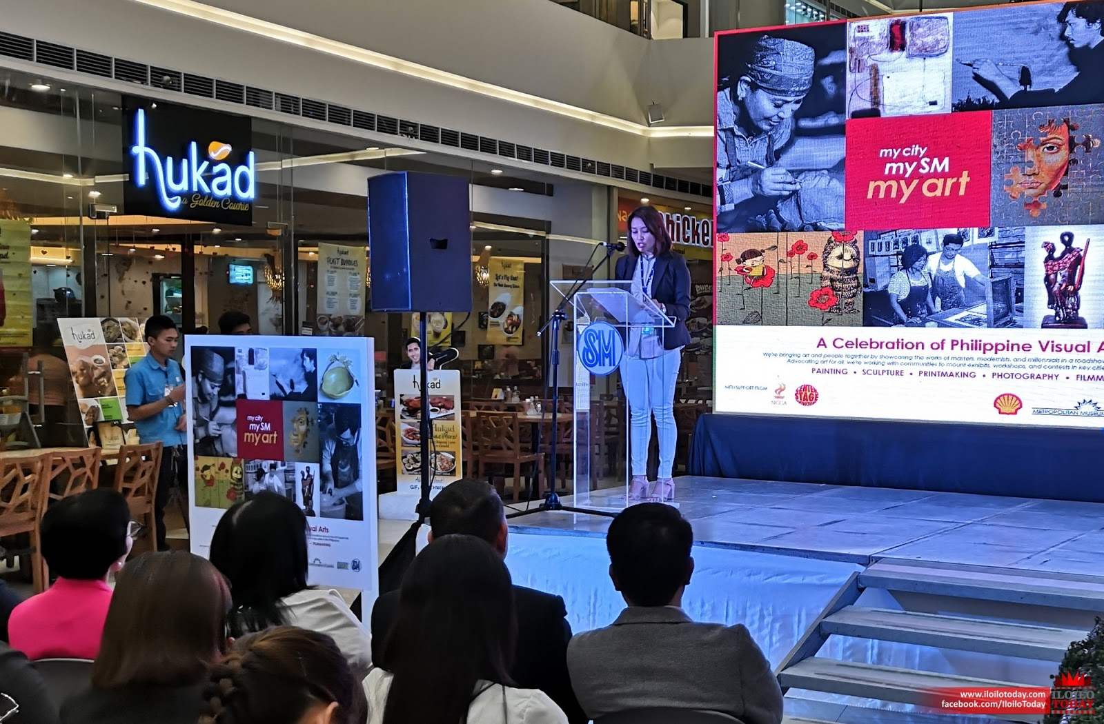 SM City Iloilo Assistant Mall Manager Jasmine Linn Maquiling