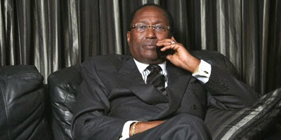 Chris Kirubi from Afrca