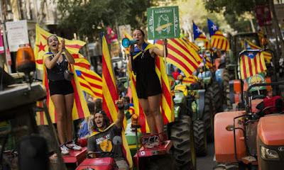 SÜRGŐS meditációra felhívás! Katalán népszavazásért