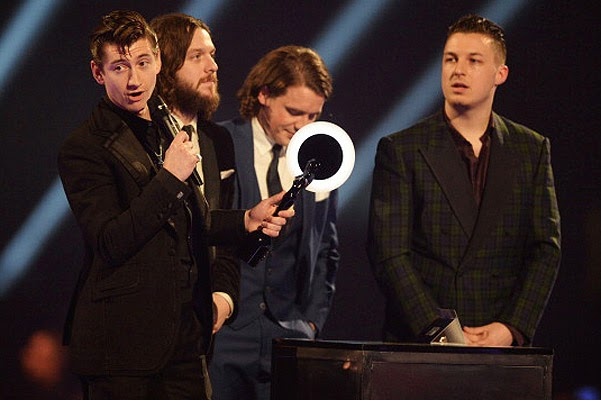 Arctic Monkeys - Band of the Year