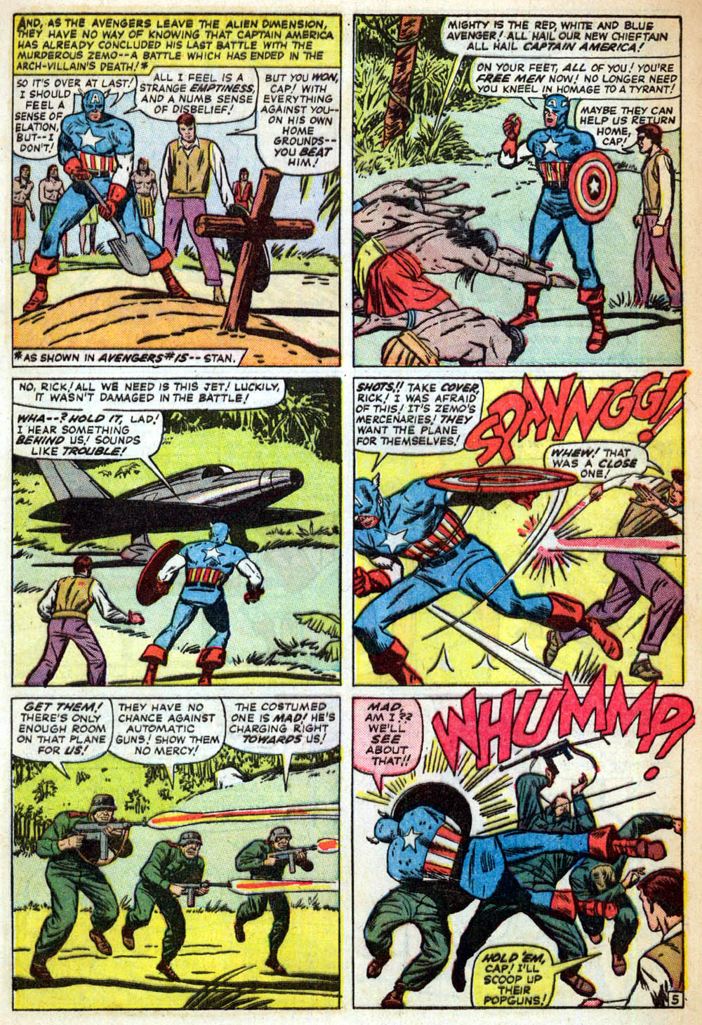 The Avengers (1963) 16 Page 8