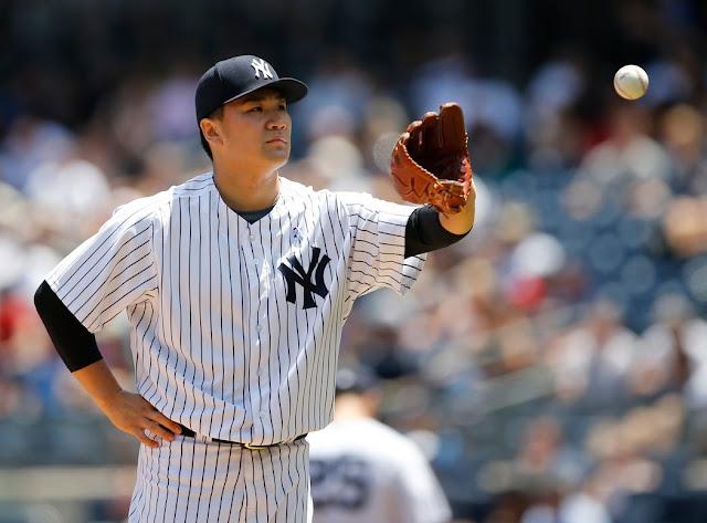 Masahiro Tanaka Tetap Tinggal Bersama Yankees