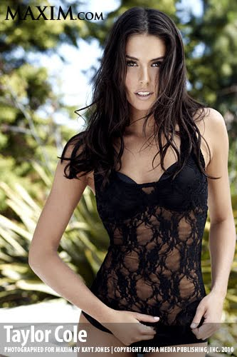 Hollywood Stars: Taylor Cole