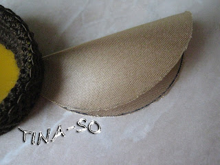Как сделать лепестки для текстильного цветка