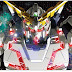Mobile Suit Gundam Unicorn: Unicorn Gundam (Destroy Mode) and Sinanju Tumblers by Cospa