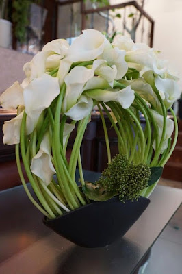 K'Mich Weddings - wedding centerpiece