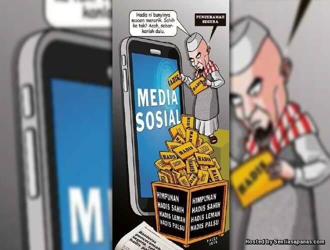 Penyebar Berita Palsu Bakal Di Denda RM500,000 Sepuluh Tahun Penjara!