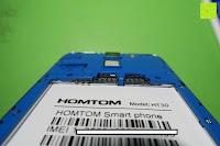 "SIM Slots: HOMTOM HT30 3G Smartphone 5.5""Android 6.0 MT6580 Quad Core 1.3GHz Mobile Phone 1GB RAM 8GB ROM Smart Gestures Wake Gestures Dual SIM OTA GPS WIFI,Weiß"